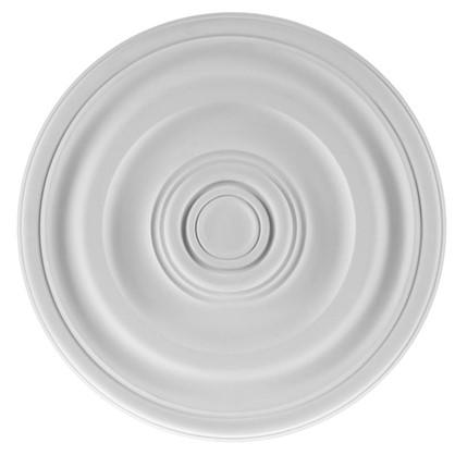 Потолочная розетка 30 см DM-0400 полиуретан