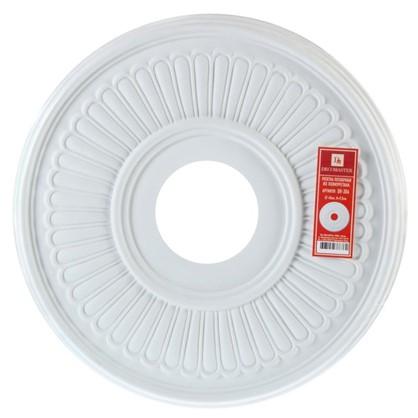 Потолочная розетка 40 см DR306 полиуретан