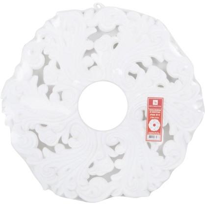 Потолочная розетка 50 см DR10 полиуретан