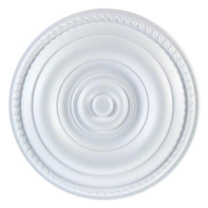 Потолочная розетка инжекционная 30 см C307/30 полистирол