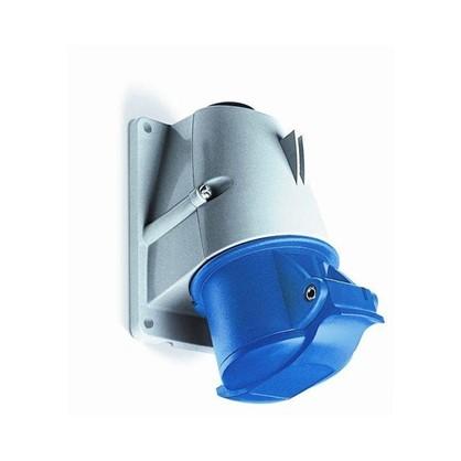 Купить Розетка силовая ABB заземление 16 А 220 В дешевле