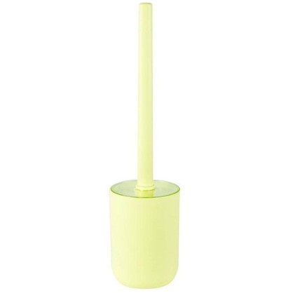 Купить Ершик для унитаза напольный Vidage Parma пластик цвет зелЕный дешевле