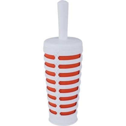 Купить Ершик для унитаза Palm цвет оранжевый дешевле