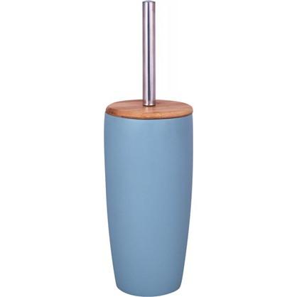 Ершик для унитаза с чашей Blue Lagoon