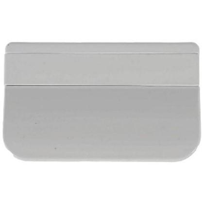 Ручка балконная пластиковая цвет белый