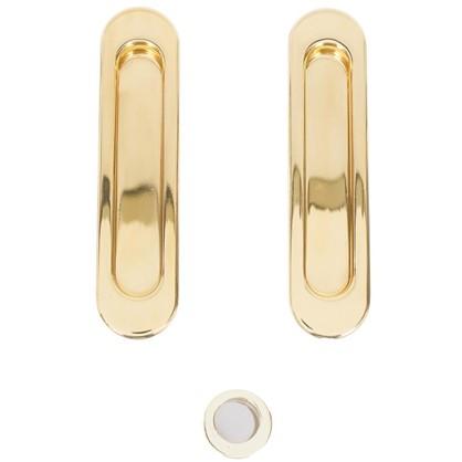 Купить Ручка для раздвижных дверей SH010-GP-2 цвет золото дешевле