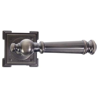 Ручка дверная на розетке SQ Memory
