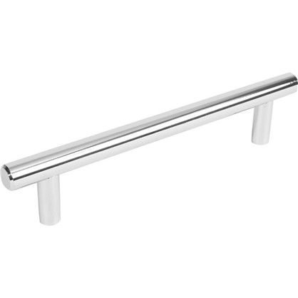 Ручка Eureka Хром Рейлинг 1.2х3.5х16.8 см сталь цвет хром