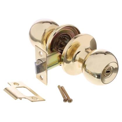 Ручка-кноб 3087 без ключей цвет золото