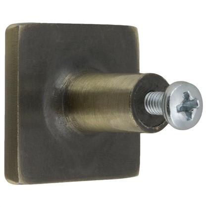 Ручка-кнопка Kerron CRL03 металл цвет бронза