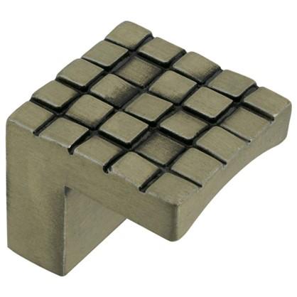 Купить Ручка-кнопка Kerron RK-019 BA металл цвет бронза дешевле