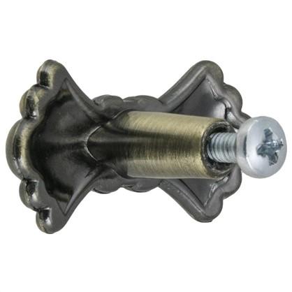 Ручка-кнопка Kerron RK-091 OAB цвет оксидированная бронза