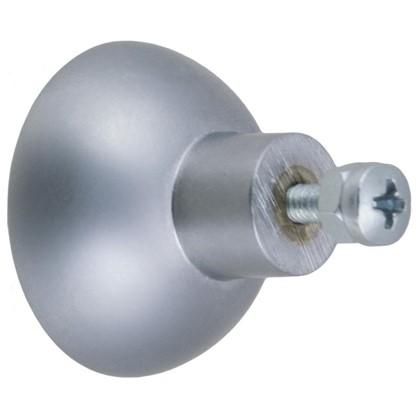 Купить Ручка-кнопка мебельная RC011 цвет матовый хром дешевле
