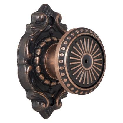 Ручка-кнопка Прибор РК-2 алюминий цвет бронза