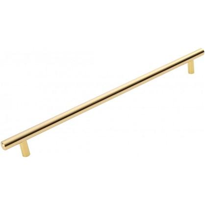 Ручка-рейлинг Boyard RR002GP.5 160 мм металл цвет золото глянцевое