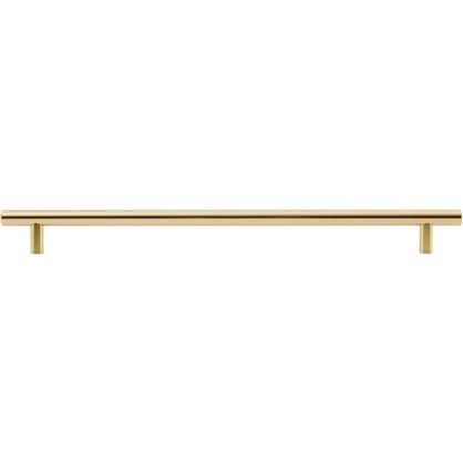 Ручка-рейлинг Boyard RR002GP.5 288 мм металл цвет золото глянцевое