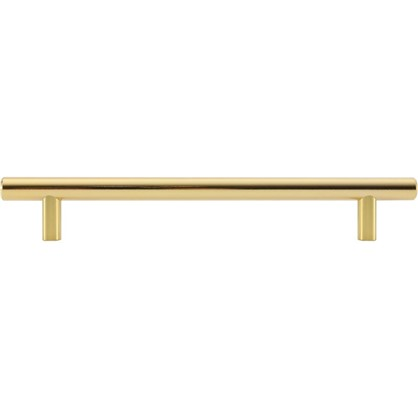 Ручка-рейлинг Boyard RR002GP.5 96 мм металл цвет золото глянцевое