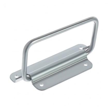 Ручка складная 40/116 оцинкованная сталь