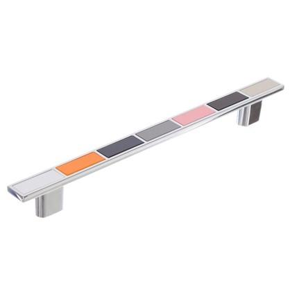Купить Ручка-скоба Boyard RS282CP/MC7.4 192 мм металл цвет глянцевый хром дешевле