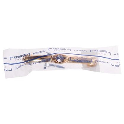 Ручка-скоба CRL37 ЦАМ 96 мм цвет золото