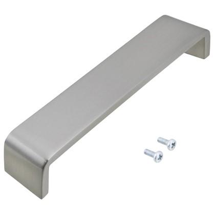 Ручка-скоба Jet 158 160 мм алюминий цвет никель