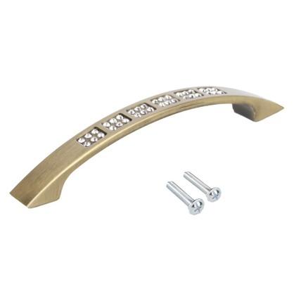 Ручка-скоба Kerron CRL04 128 мм металл цвет бронза