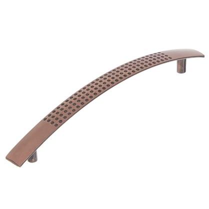 Ручка-скоба Kerron LT-9071-128-CA 128 мм цвет медь