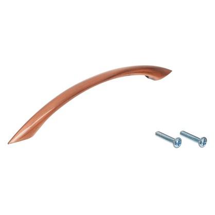 Ручка-скоба Kerron LT-9201-128 CA 128 мм цвет медь