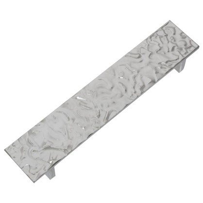 Купить Ручка Слива 16 см цвет патина/хром дешевле