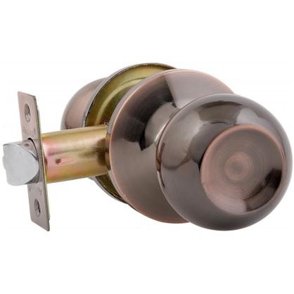 Купить Ручка-защелка Avers 6082-05-AC без запирания сталь цвет старая медь