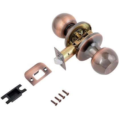 Заказать Ручка-защелка Avers 6082-05-AC без запирания сталь цвет старая медь дешевле