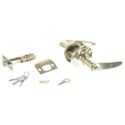 Ручка-защелка Фабрика замков FZ 3501E ET цвет глянцевое золото