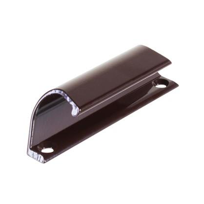 Ручки для балконной двери цвет коричневый