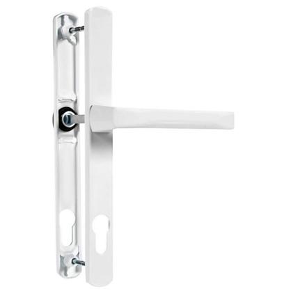 Ручки дверные на планке Apecs HP-92.7005-W цвет белый