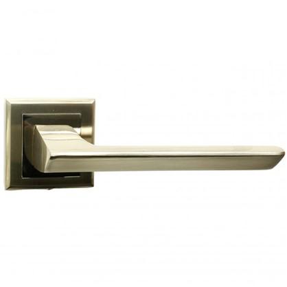 Ручки дверные на розетке EDS-64-30 цвет хром