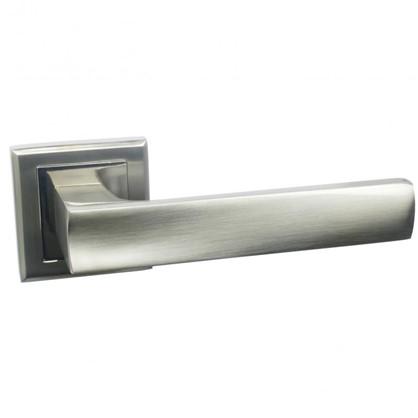 Ручки дверные на розетке EDS-65-30 цвет хром