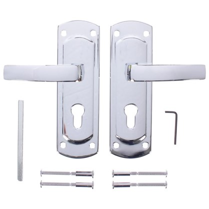 Ручки дверные Palladium 460-25 CP L