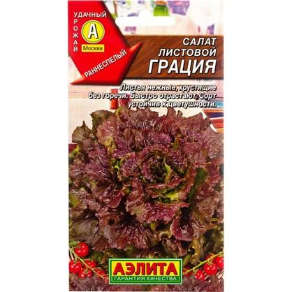 Купить Салат листовой Грация 0.5 г дешевле