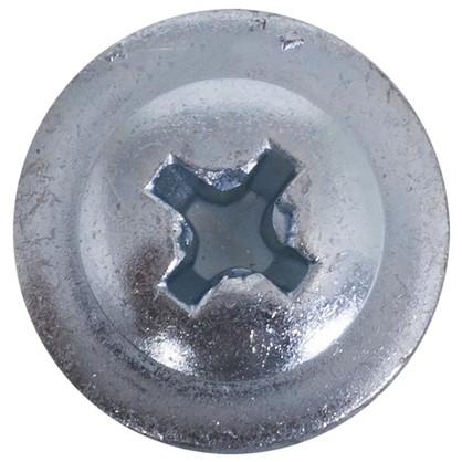 Саморезы для тонких пластин Omax оцинкованные с буром 4.2х13 мм на вес