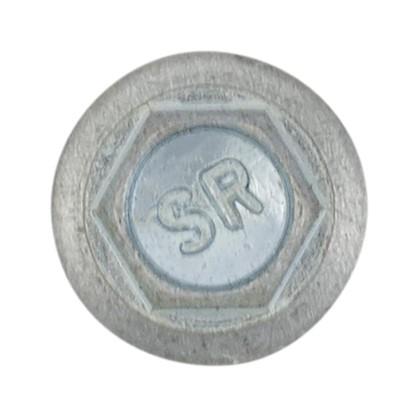 Саморезы кровельные Omax оцинкованные с буром 6.3х76 мм на вес