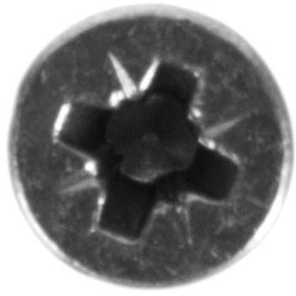 Саморезы универсальные 3.5x16 мм цвет желтый на вес