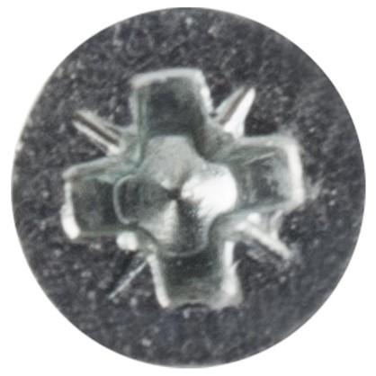 Саморезы универсальные оцинкованные 3.5х35 мм 18 шт.