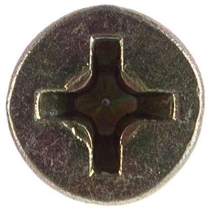 Саморезы универсальные желтые 4x25 мм 20 шт.