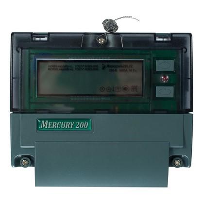 Электросчетчик Меркурий 200 однофазный