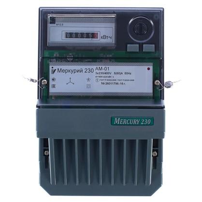 Купить Электросчетчик Меркурий 230 АМ-01 трёхфазный дешевле