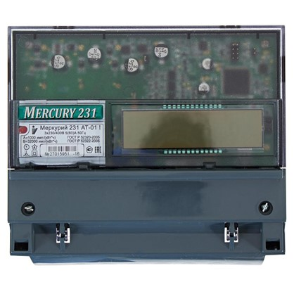 Купить Счетчик Меркурий 231 АТ-01 трехфазный дешевле