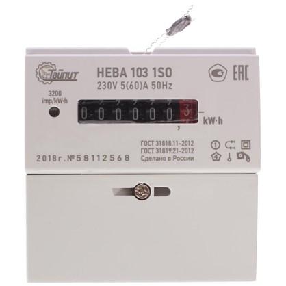 Электросчетчик Нева 103 однофазный
