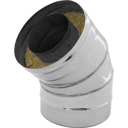 Сэндвич-колено 135 430/0.8 мм D120х200 мм