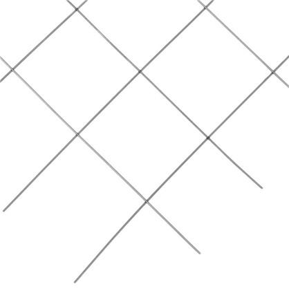 Сетка для армирования бетона 100x100x2.5 мм 1x2 м