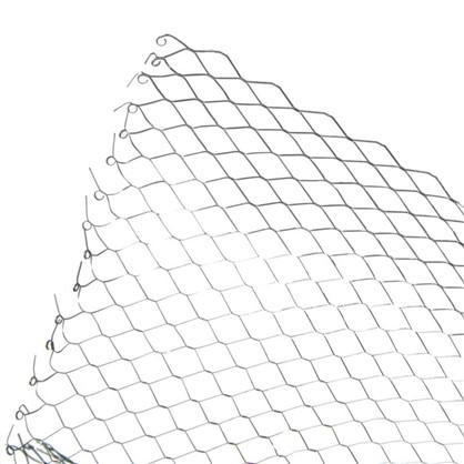 Сетка металлическая Штрек 10х0.7х0.3 мм 1x10 м